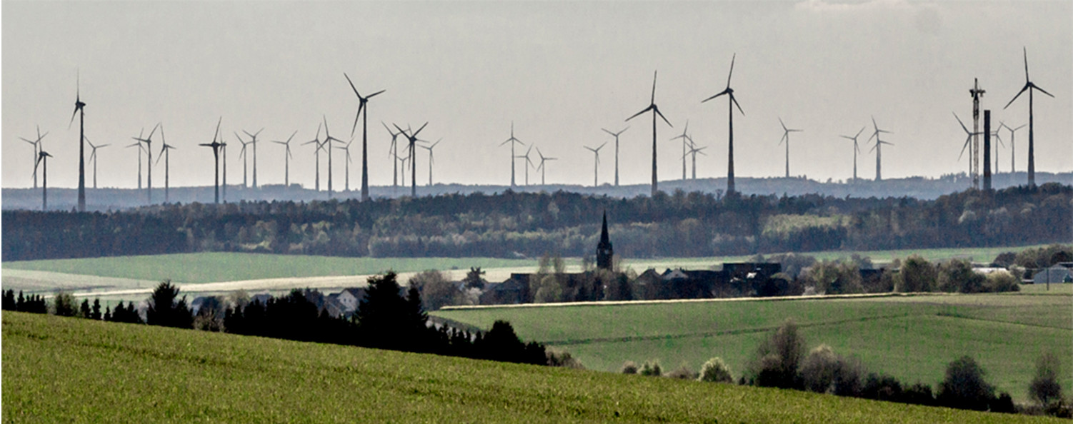 Windkraftanlagen hunsruck