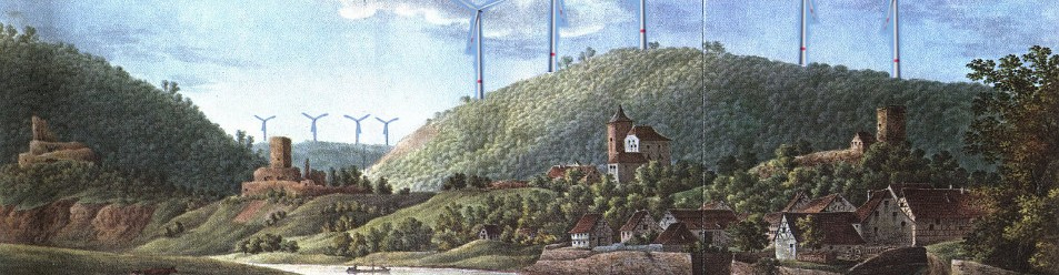 Rettet den Odenwald